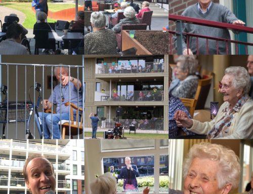 Muziek voor de zorg: hoe professionele muziek ouderen weer doet opleven
